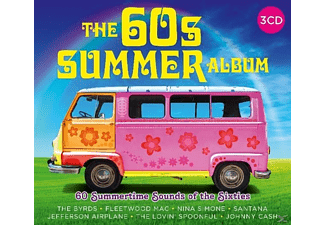 VARIOUS - The 60's Summer Album [CD]