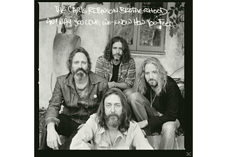 Chris Robinson Brotherhood - Anyway You Love,We Know How You Feel [CD]