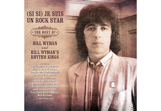 Billy Wyman And The Wyman's Rythm Kings - Si Si Je Suis Un Rockstar - (CD)