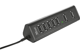 TRUST UHU-207 7 Port USB 2.0 Hub 21168