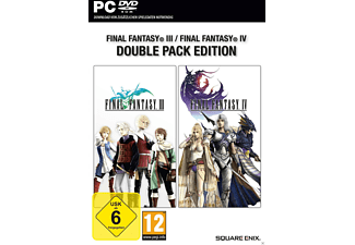 Final Fantasy III / Final Fantasy IV Double Pack Edition - PC