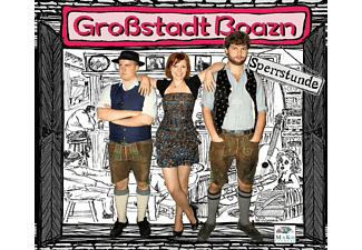 Grossstadt Boazn - Sperrstunde - (CD)