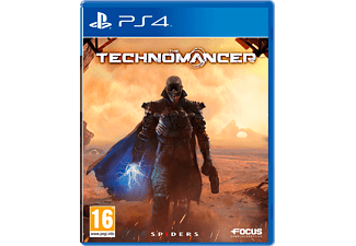 The Technomancer | PlayStation 4