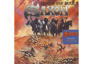 Saxon - Dogs Of War - (Vinyl)