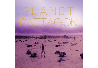 Planet Battagon - Episode 01 (Ltd.Vinyl-only) - (Vinyl)