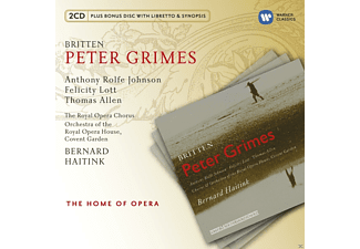 VARIOUS, Covent Garden Chorus And Orchestra Of The Royal Opera House - Peter Grimes - (CD + CD-ROM)