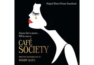 VARIOUS - Cafe Society - (CD)