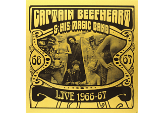 Captain Beefheart & His Magic Band - Live 1966-67 (180 Gr.Lp) [Vinyl]