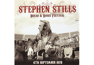 Stephen Stills - Live At The Bread And Roses Festival 4th September [Vinyl]