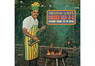 Preston Love - Omaha Bar-B-Q (180 Gr.Vinyl) - (Vinyl)