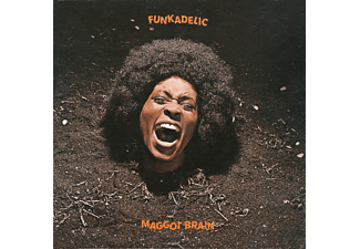 Funkadelic - Maggot Brain (180 Gr.Coloured Vinyl) [Vinyl]