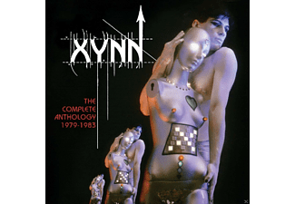 Xynn - Complete Anthology 79-83 [CD]
