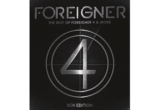 Foreigner - The Best Of 4 And More (Ltd.Boxset Inkl.Beanie) - (CD)