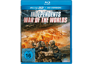 Independents War of the Worlds - (3D Blu-ray (+2D))
