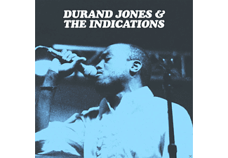 Durand/the Indications Jones - Durand Jones & The Indications - (CD)