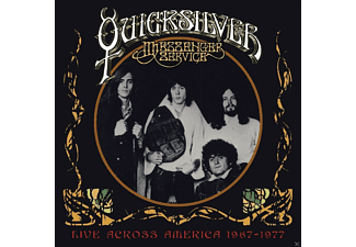 Quicksilver Messenger Service - Live Across America 67-77 [CD]
