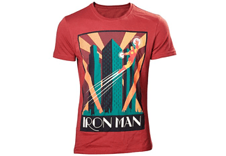 Marvel T-Shirt -XL- Iron Man