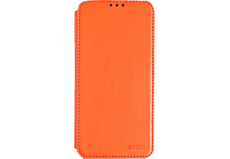 SPADA 026275, Bookcover, Galaxy S7, Orange