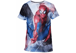 Spiderman T-Shirt -134-140- Web Shooter