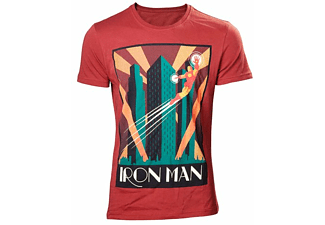 Marvel T-Shirt -L- Iron Man