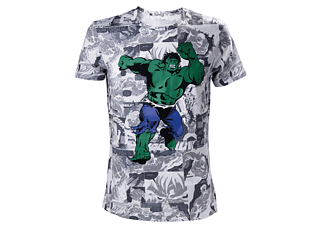 Marvel T-Shirt -L- Hulk