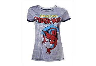 Marvel T-Shirt (Damen) -S- The Amazing Spiderman
