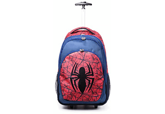 Spiderman Trolly Rucksack Ultimate Spiderman Logo