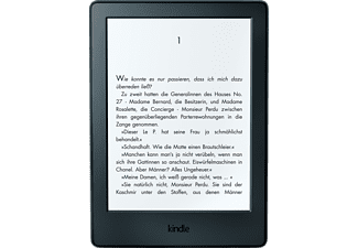 KINDLE (Version 2016) Ebook Reader mit Spezialangeboten 6 Zoll 4 GB  E-Book Reader Schwarz