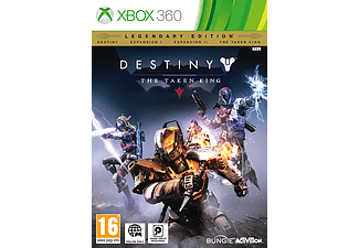 Destiny - The Taken King (Legendary Edition) | Xbox 360