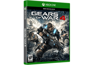 Gears of War 4 - (4V9-00021) Xbox One