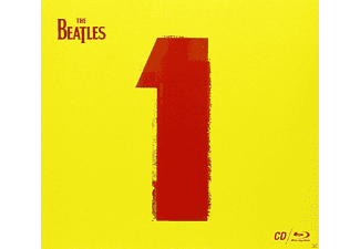 The Beatles - 1 (CD + Blu-ray Limited Digipack) - (CD + Blu-ray Disc)