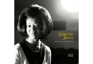 Jeanette Jones - Dreams All Come True (Vinyl Edition) - (Vinyl)
