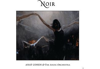 The Anzic Orchestra, Anat Cohen - Noir [CD]