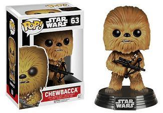 Funko Pop EPVII Chewbacca