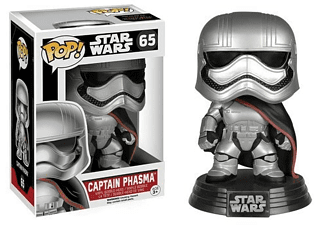 Funko Pop EPVII Captain Phasma