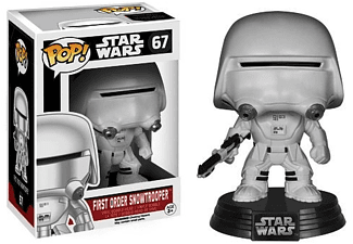 Funko Pop EPVII First Order Snowtrooper