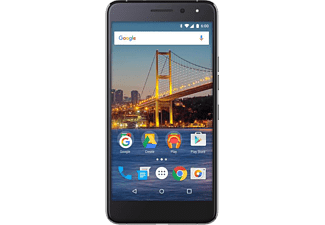 GENERALMOBILE Android One GM5 Plus Duo-sim 32 GB Zwart