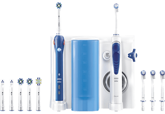 ORAL-B Center 5000 Mundpflegecenter Weiß/Dunkelblau