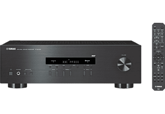 yamaha stereo receiver r s 202 dab schwarz mediamarkt. Black Bedroom Furniture Sets. Home Design Ideas