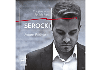 Adam Kosmieja - Complete Works For Solo Piano - (CD)