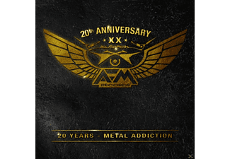 VARIOUS - 20 Years-Metal Addiction [Vinyl]