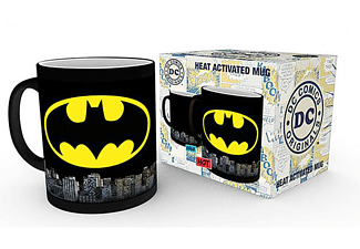 DC Comics Thermoeffekt-Tasse Batman Logo