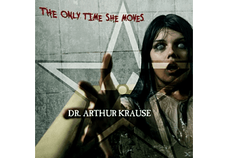 Arthur Dr. Krause - The Only Time She Moves - (CD)