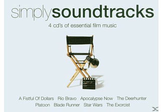 VARIOUS - Simply Soundtracks [CD]
