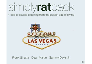 VARIOUS - Simply Rat Pack [CD]