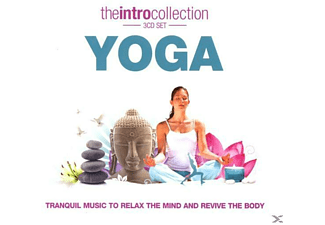 VARIOUS - Yoga-Intro Collection - (CD)