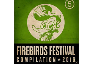 VARIOUS - Firebirds Festival Compilation 2016 - (CD)