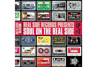 VARIOUS - Soul On The Real Side-LP Vol.2 - (Vinyl)
