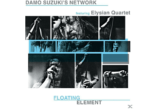 Damo Suzuki's  Network Feat Elysian Quartet - Floating Element [CD]