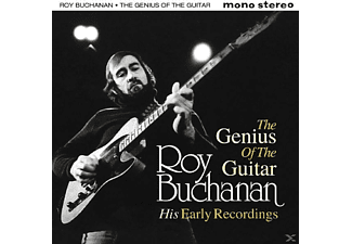 Roy Buchanan - Genius Of The guitar [CD]
